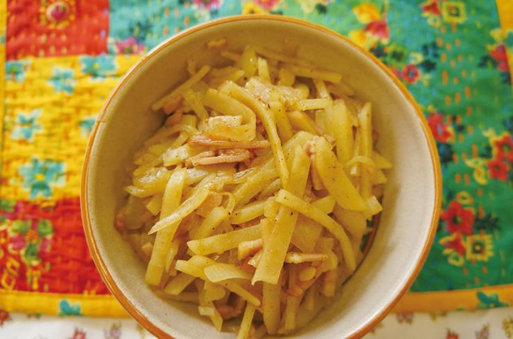 第3世界ショップの食品を使ったレシピ