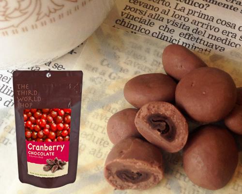 フェアトレードチョコレート菓子商品紹介バナー