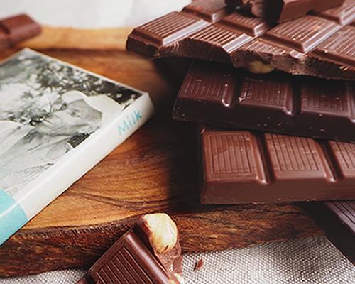 フェアトレードチョコレート商品紹介バナー