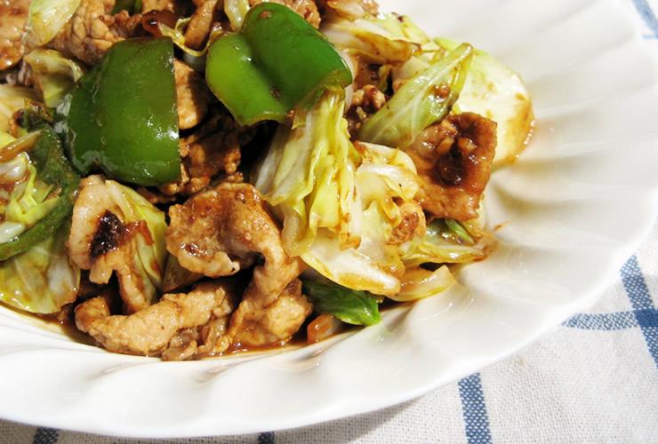 マンゴーチャツネの回鍋肉