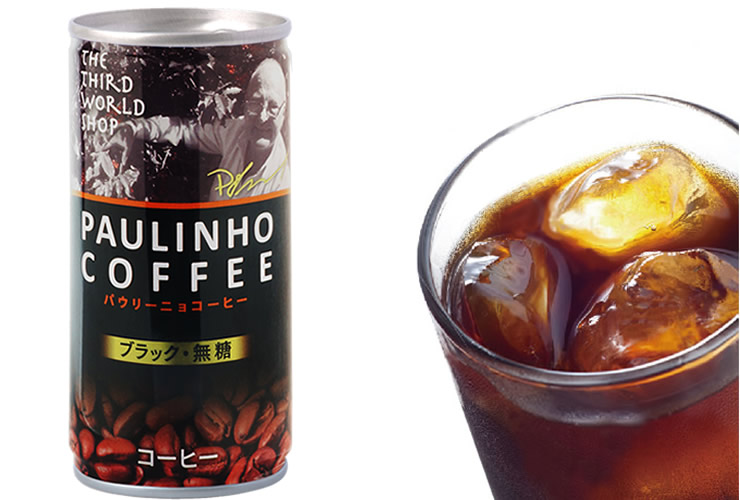 商品紹介_パウリーニョ缶コーヒー