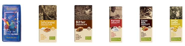 フェアトレードチョコレート販売開始