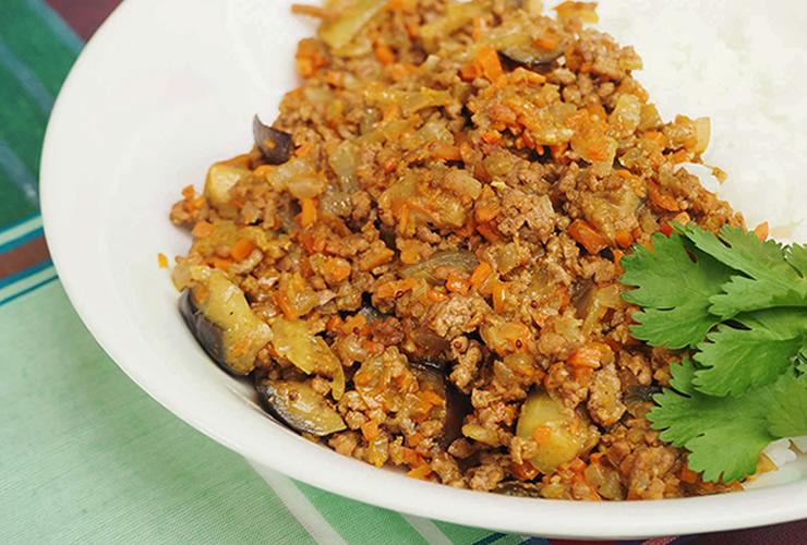 カレーの壺レシピ キーマカレー