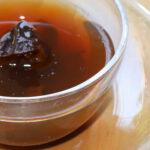 プルーン紅茶ゼリー