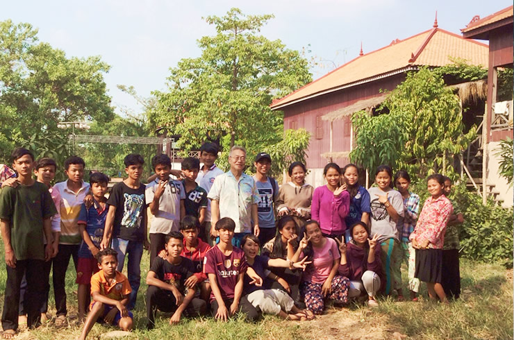 CWBカンボジア
