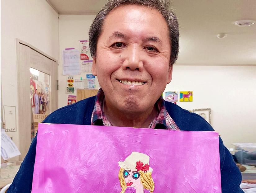 岩本-義夫さん