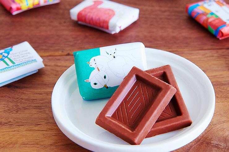 おすすめ商品-フェアトレードチョコレート