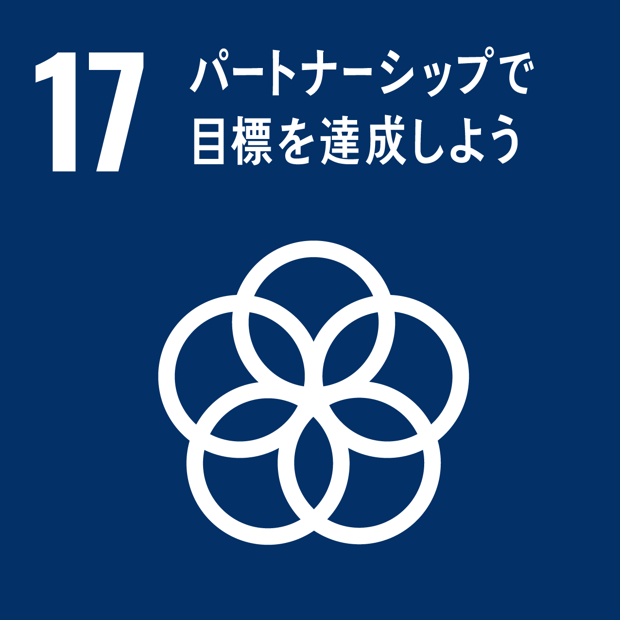 SDGsアイコン17